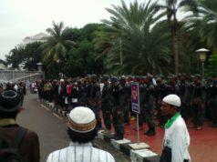 Laskar Mujahidin: Apel Siaga Turut Menjaga Ketertiban