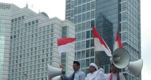 Ust. Zaitun Bersama Habib Rizieq dan Hidayat Nur Wahid Pasca Aksi